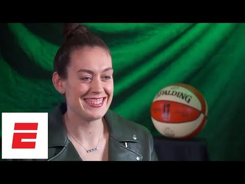 2018 WNBA MVP Breanna Stewart sits down with Holly Rowe [FULL] | ESPN