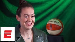 2018 WNBA MVP Breanna Stewart sits down with Holly Rowe [FULL] | ESPN