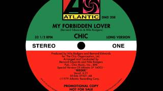 Chic - My Forbidden Lover (extended album version)