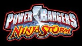 POWER RANGERS NINJA STORM THEME & CREDITS (NEW! YAMAHA DTX DRUM COVER)