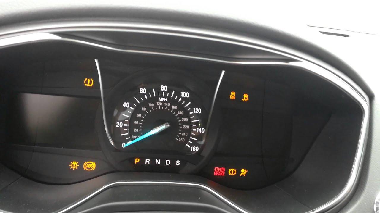 2017 Ford Fusion Car Alarm