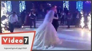 فيديو حصرى من حفل زفاف محمد عبد الرحمن نجم مسرح مصر