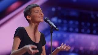 AGT Golden buzzer Nightbirde's Original song  Its Okay (America's Got Talent 2021)