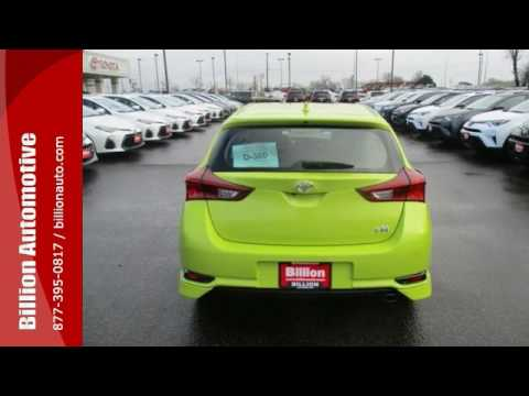 new 2017 toyota corolla im rapid city car for sale sd t23741 youtube. Black Bedroom Furniture Sets. Home Design Ideas
