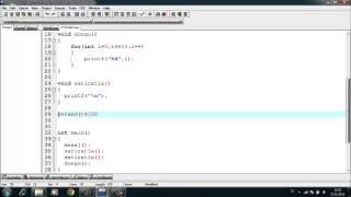 C Programlama Ders 29 Fonksiyonlar