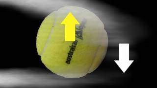Whenever an object spins through the air it experiences a 'Magnus Force' due to friction between the air and the object's surface. This force was originally ...