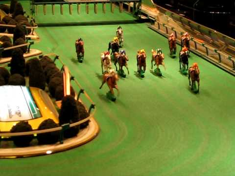 How to bet on Horse Racing in a Pachinko parlour...  (Discoveries)