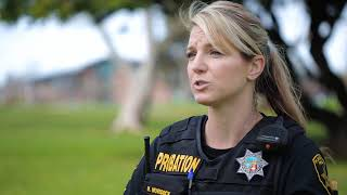 Ride Along with Probation Officer Merredith Murdock