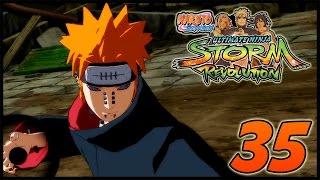 Naruto Shippuden Ultimate Ninja Storm Révolution: Le Dieu | Episode 35