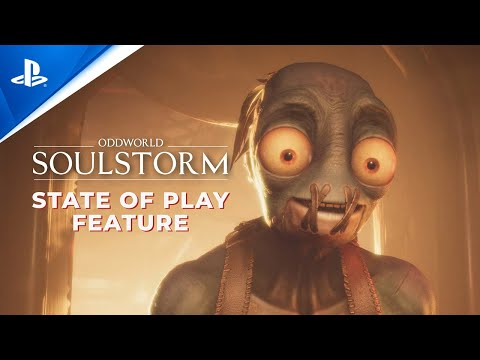Oddworld: Soulstorm – Kommt im April als Playstation-Plus-Titel für PS5