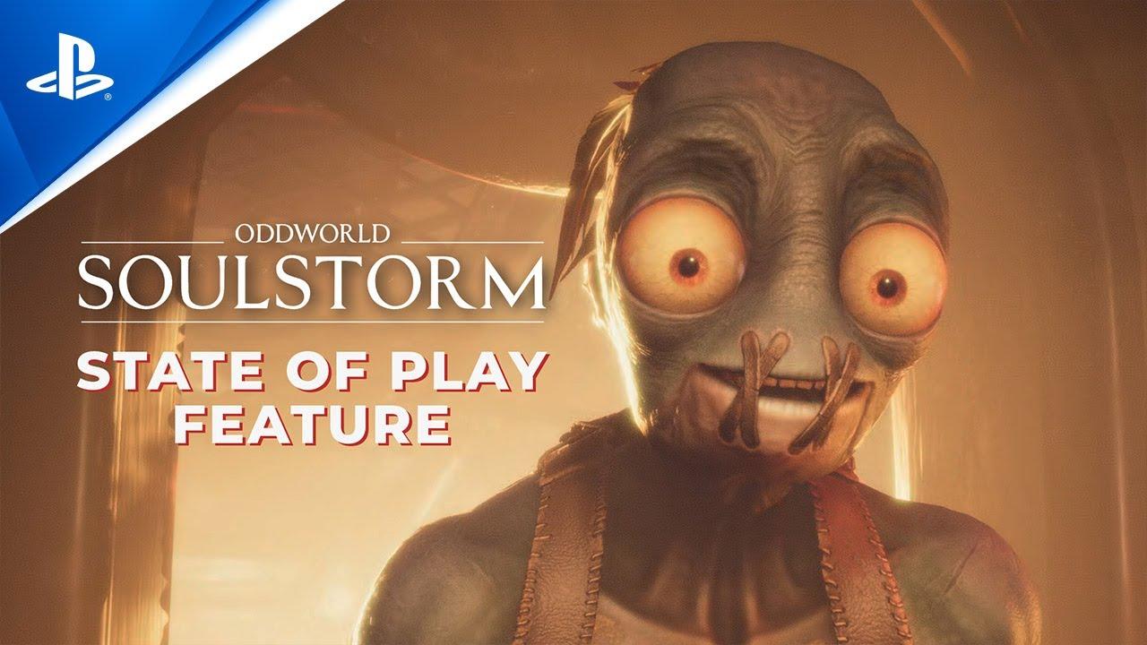 Oddworld Soulstorm – Trailer în premieră