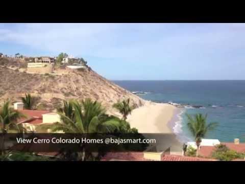 Cerro Colorado Properties Los Cabos Mexico