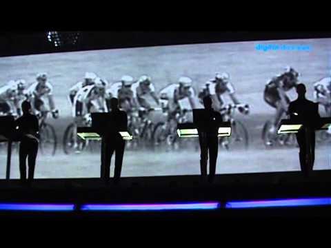 Kraftwerk - Tour de France - Manchester 2009