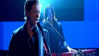 Interpol All The Rage Back Home Later... With Jools Holland Bbc Two
