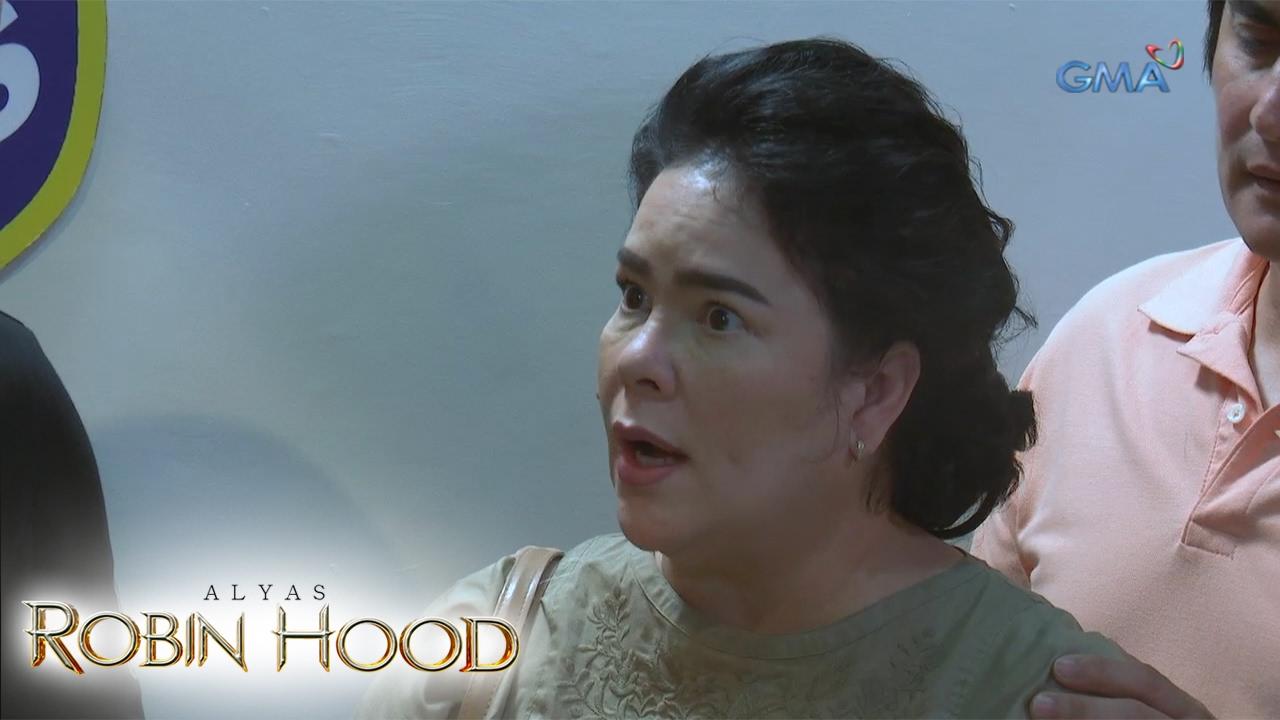 Alyas Robin Hood:  Laban Nanay Judy!