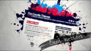 Freelance Web Designer Portfolio by halfheaddesign