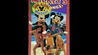Opening to Mickey