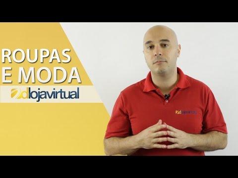 ca4dfaf7c7 Como montar uma loja virtual de Roupas e Moda | D Loja Virtual - YouTube