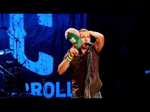 Jason Michael Carroll - My Favorite - LIVE DVD Recording at UNCP