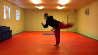 Choong-Moo Tae Kwon Do Form