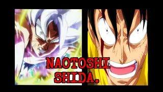 El INCREÍBLE animador de TOEI Animation - Naotoshi Shida
