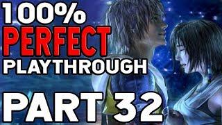 Final Fantasy X 100% Perfect Playthrough Part 32 All Dark Aeons