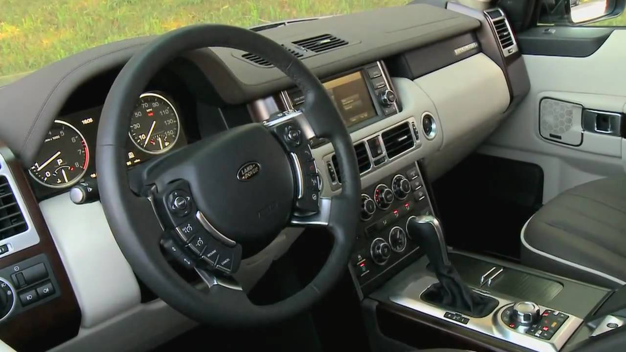 Range Rover Autobiography >> Land Rover Range Rover Autobiography 2010 - YouTube