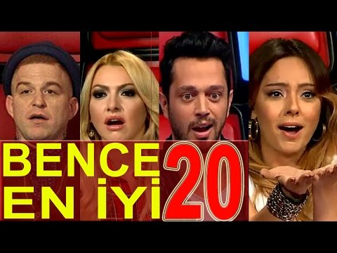 Bence En İyi 20 | O Ses Türkiye 2015-2016 (Best of The Voice Turkey 2015-2016)