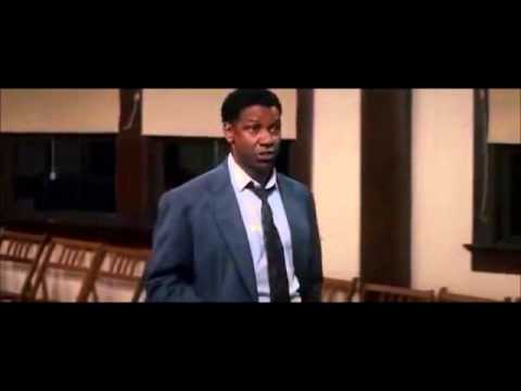 Denzel In Great Debaters- Keep Your mind