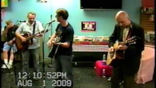 Trashcan Sinatras performing Wild Mountainside during an in-store p...