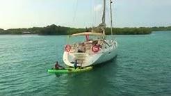 Colombie - Location de voilier et catamaran à louer, croisière en voilier par Voile Evasion