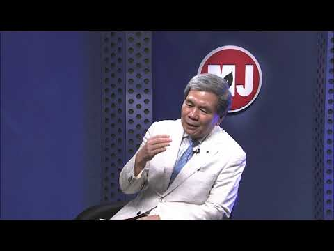 Governor Ikuo Kabashima - Full Interview with Host Troy Moling