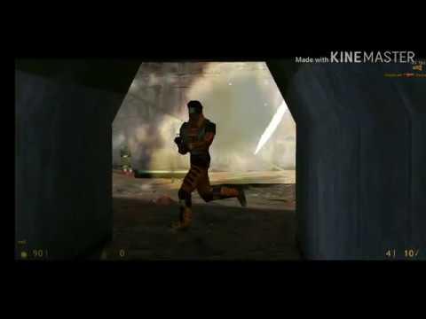 Half-Life Online Multiplayer Gameplay