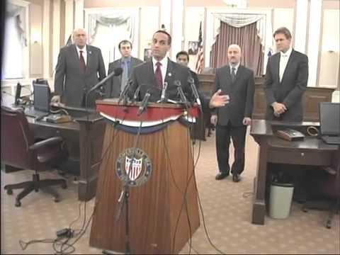 Mayor Curtatone's Press Conference on the Wynn Casino Project 2-24-16
