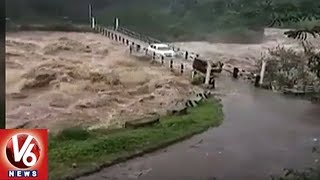 Kerala Floods | Relentless Rain Savages All Parts Of Kerala, NDRF Launches Rescue Operation | V6News