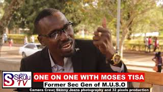 ONE ON ONE WITH MOSES TISA; HE EXPOSES THE DIRTY POLITICS AT MOI UNIVERSITY.