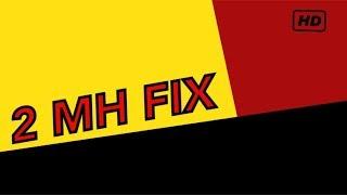 2 MH nvidia MINING FIX 2017
