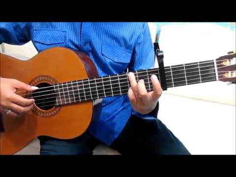 Como tocar - Te metiste - Ariel Camacho - en la guitarr ...
