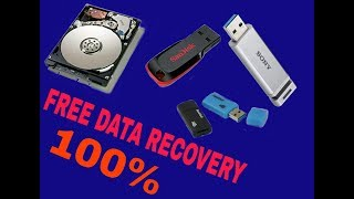 Data Recovery || 100% || Watch Now