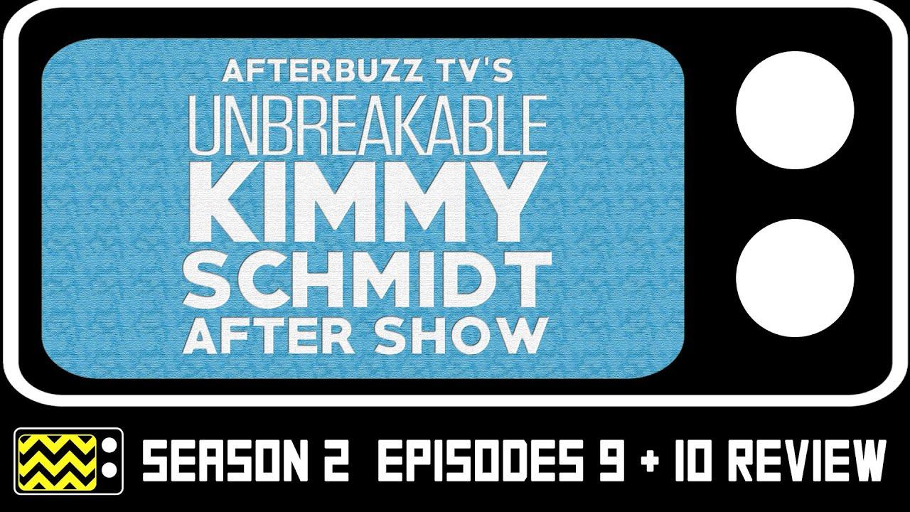 Download Unbreakable Kimmy Schmidt Season 2 Episodes 9 & 10 Review & After Show | AfterBuzz TV