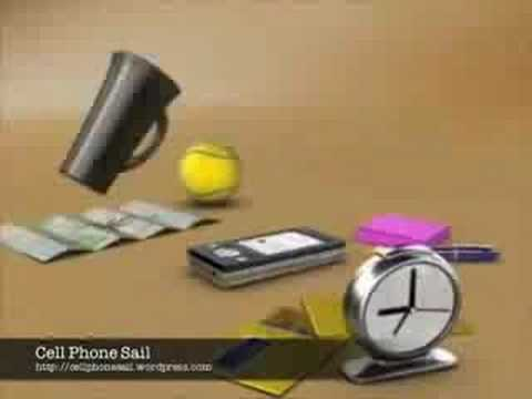 Sony ericsson G705 G705i demo tour