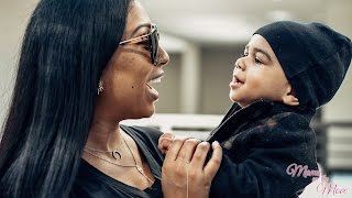 a day in the life of melanie fiona moms on the move