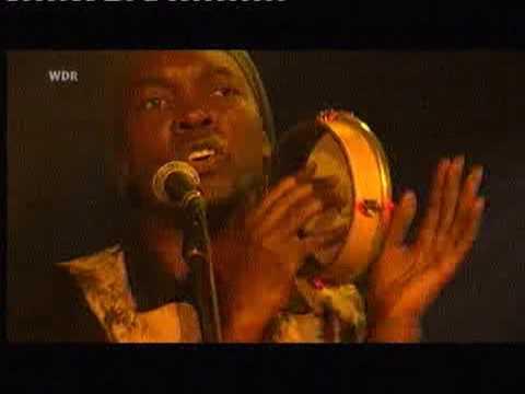 Lokua Kanza - Never Loose Your Soul - Leverkusener Jazztage 2010