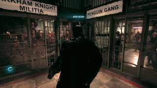 Batman Arkham Knight Unedited