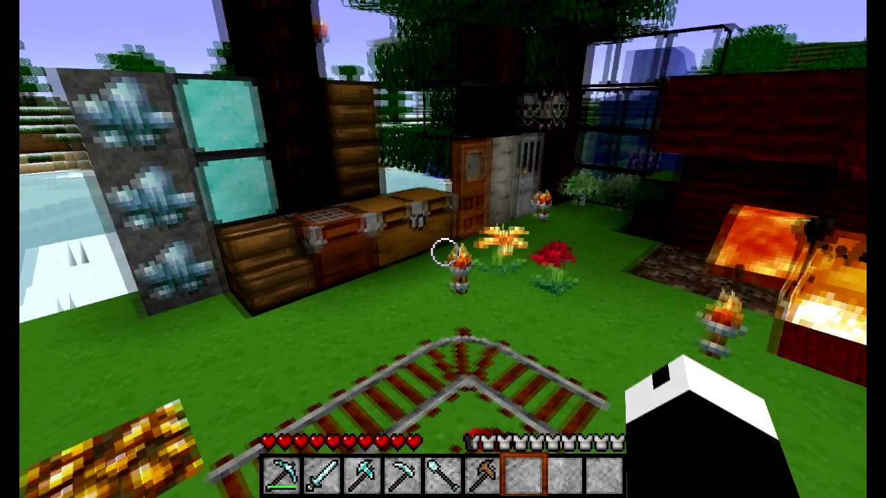 Minecraft Texture Pack Dscraft Youtube
