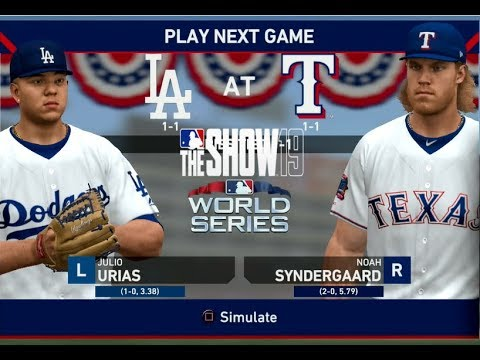 mlb-the-show-19---texas-rangers-franchise---world-series-game-3-vs-los-angeles-dodgers
