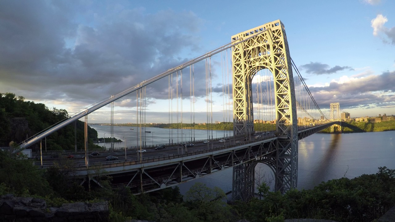 Image result for washington bridge nyc
