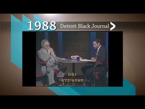 1988 Detroit Black Journal Clip: Investing in Local Communities