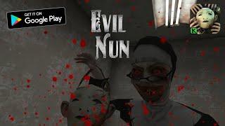 Злая Монашка в Хоррор игре Evil Nun Ужас в Школе на Андроид