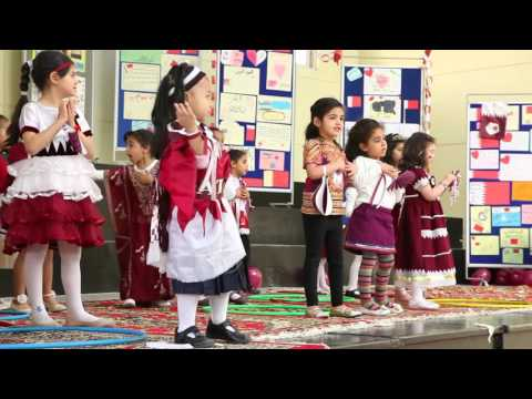 "The English Modern School of Doha Recruitment Video - ""A Place Where We Belong"""
